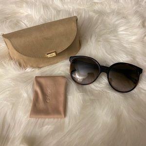 Chloe Sunglasses (used twice)